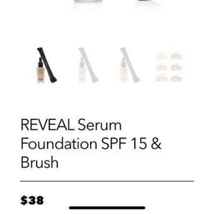 Algenist Reveal Serum Foundation